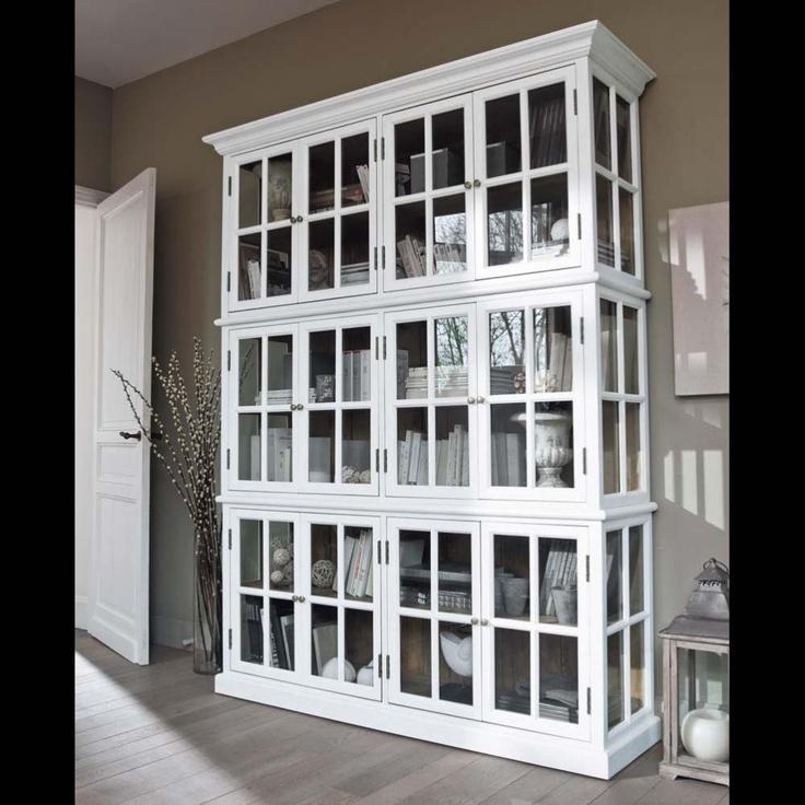 Biblioth que sologne maisons du monde for the home - Bibliotheque maison du monde ...