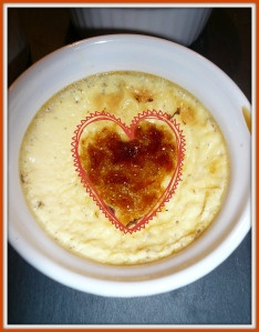 Crème Brulèe LOW FAT | healthy recipes | Pinterest