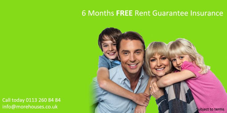 6 Months Rent Guarantee Free