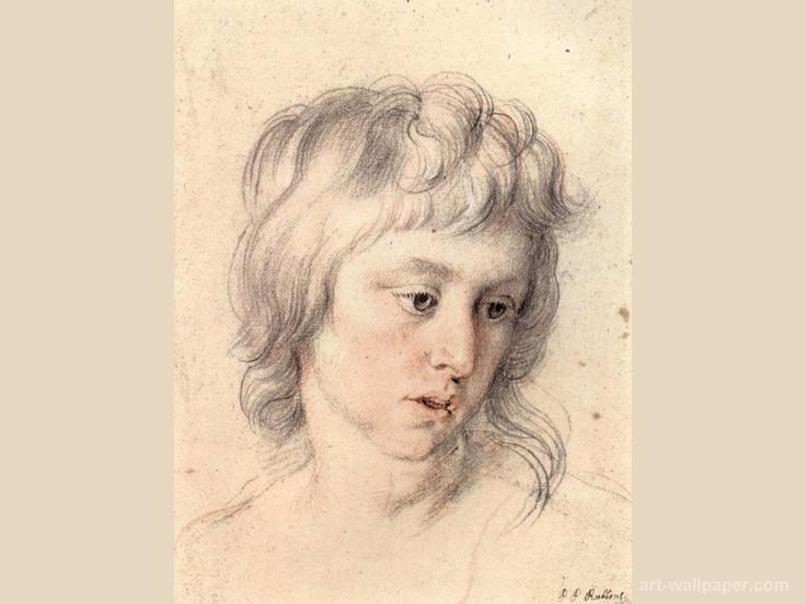 Rubens Figure Drawings Peter Paul Rubens Anat...