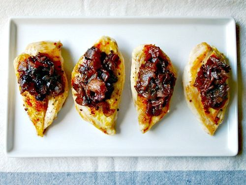 ... Diet and Recipe for Bacon and Caramelized Onion Jam #techtimeout