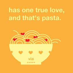 the best pasta is all the pastas.