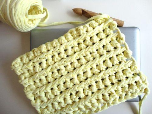 Tutorial: funda iPad ganxet xl (crochet) crochet pattern Pinterest