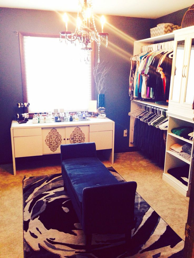 spare bedroom made into walk in closet diy pinterest