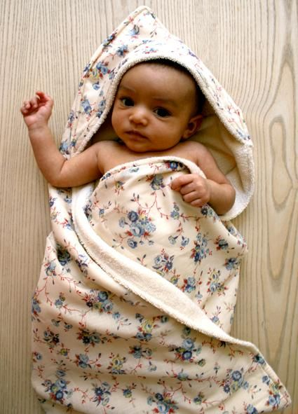 Hooded Bath Towels For Babies