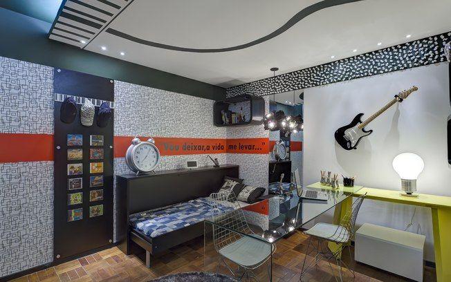 decoracao de interiores quarto de rapaz : decoracao de interiores quarto de rapaz:Quarto de rapaz – Decoração – iG