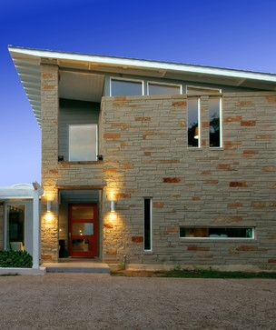 Pin by hillary demmon on for the home pinterest for Mid century exterior lighting