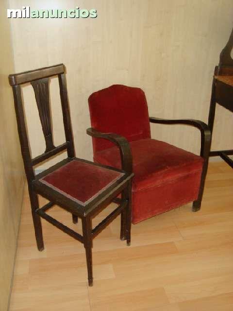 Pin by vintage con encanto on venta muebles vintage - Milanuncios muebles antiguos ...