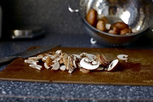Mushroom & farro soup | Foods | Pinterest