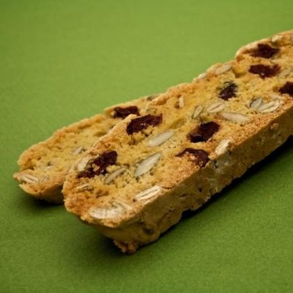Nut And Seed Biscotti Recipe — Dishmaps