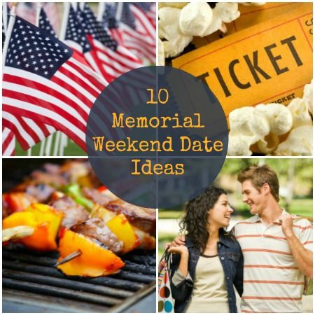 what dates are memorial weekend 2015