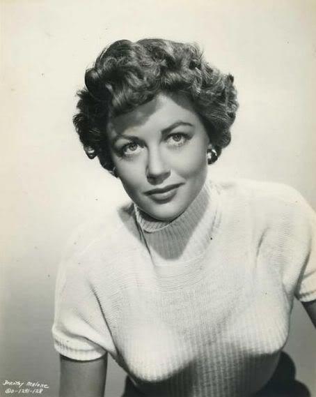 Dorothy malone sweater girls pinterest