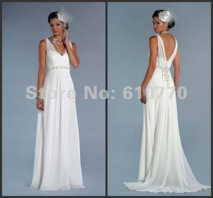 Beach wedding dress beach wedding dress pinterest for Beach wedding bridesmaid dresses pinterest