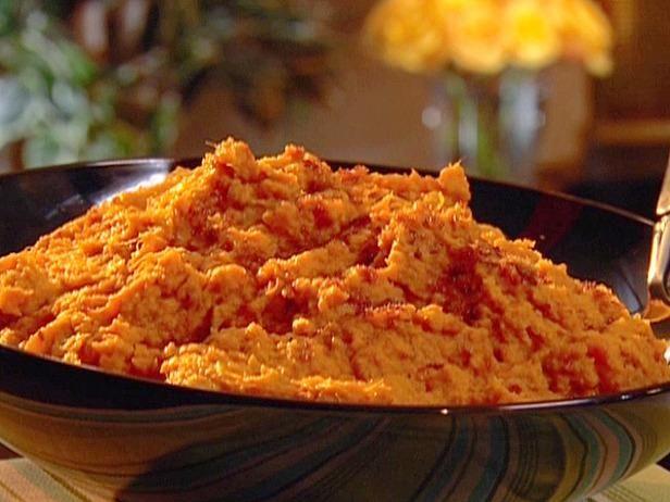 Sweet Bourbon Mashed Potatoes | Recipe