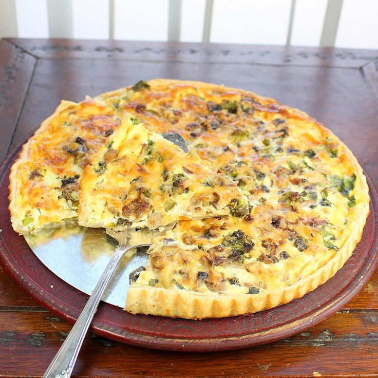 ... with Broccoli, Mushrooms and Kale | Breakfast Recipes | Pinter