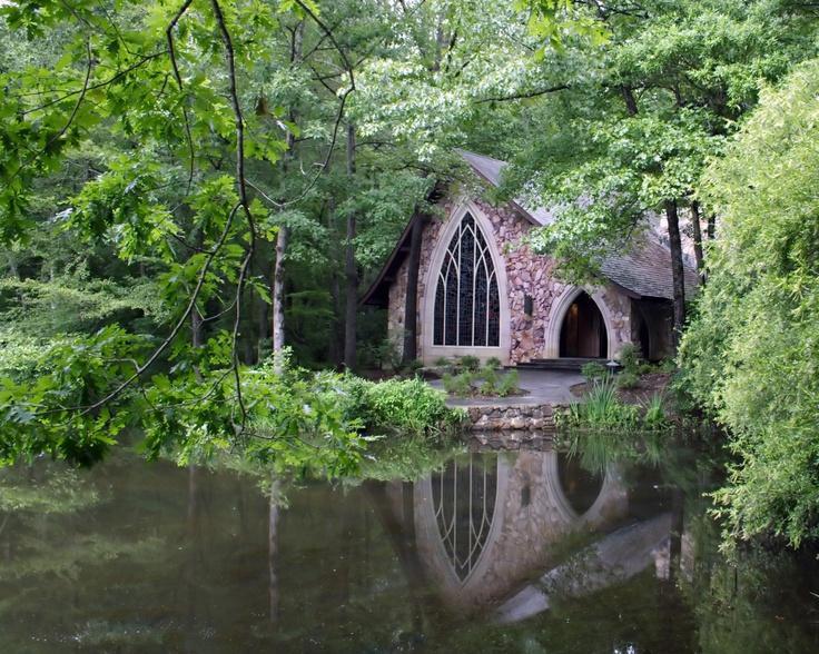 Callaway Gardens Chapel Georgia Architecture Pinterest