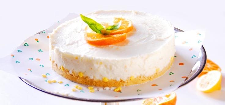 Orange Yogurt Cake | blogs | Pinterest