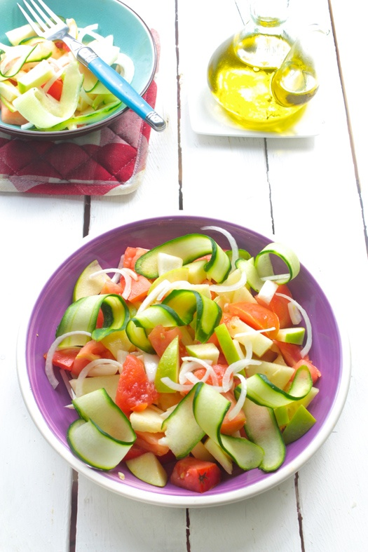 Gazpacho Salad | GOOD Recipe ideas! | Pinterest