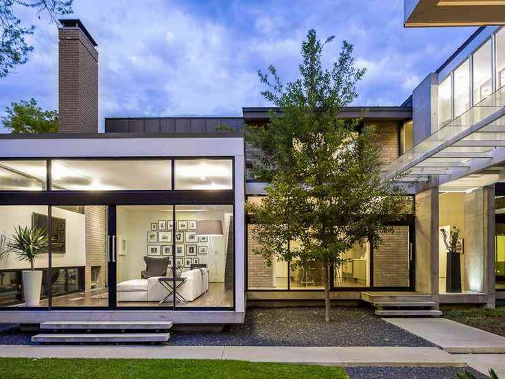 Dallas Contemporary Home House Affairs Pinterest