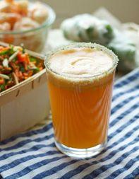 Melon Agua Fresca : cantaloupe, honeydew, basil & lime juice. Add a ...