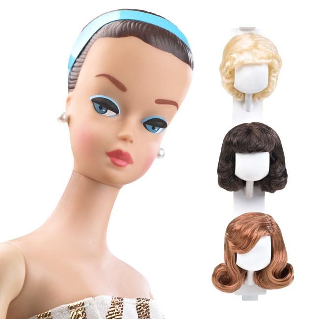 Barbie Dolls With Wigs 77