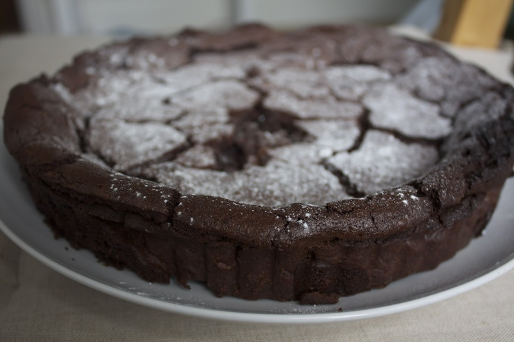 Southern Chocolate Mud Pie | Pies, Tarts & Cobblers | Pinterest