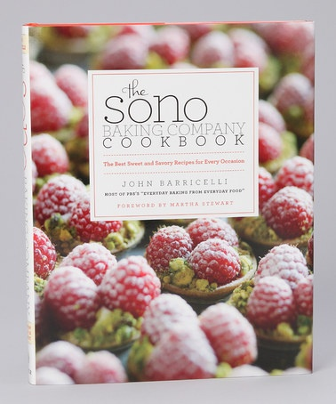 Take a look at this SoNo Baking Company Cookbook Hardcover by Random ...