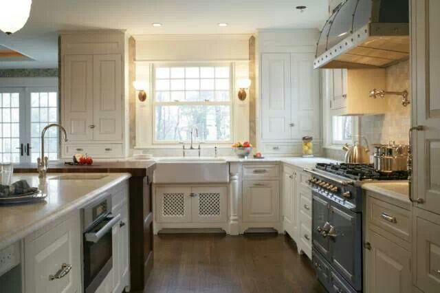 Big Beautiful Kitchen Kitchens Pinterest