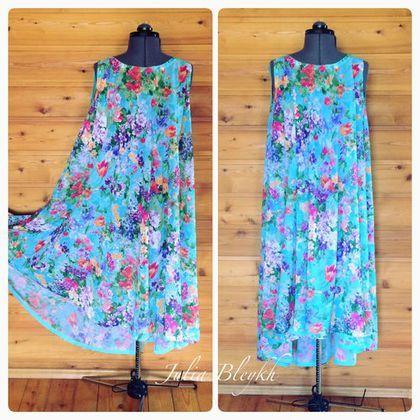 Платья из ткани креп