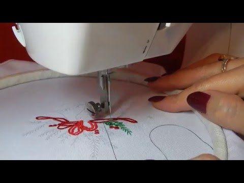 Вышивка машинная как вышивать 86