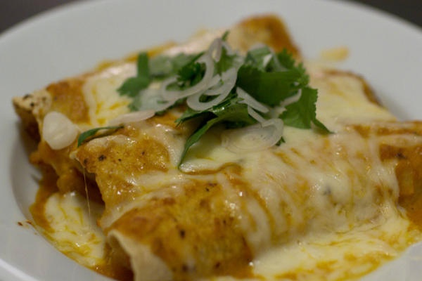 Cheese Enchiladas | Gotta Try: South of the Border | Pinterest