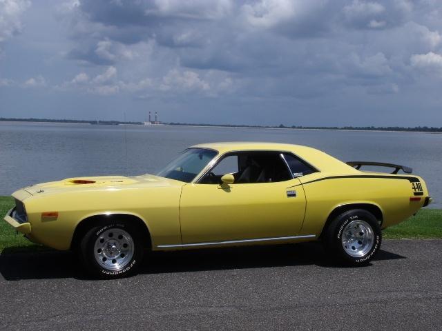 barracuda car 1974 - photo #37