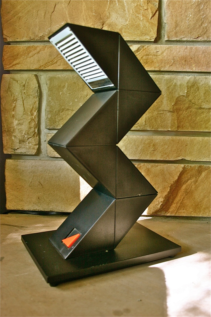 1984 Post Modern Z Line Lamp Post Modernism Pinterest
