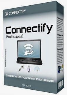 Connectify Hotspot Pro 5.0 1 Cracked Free Download