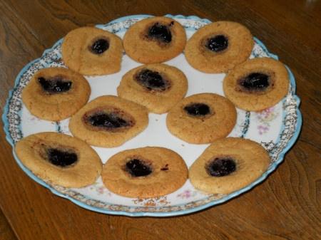 PB & J cookies | Desserts & Sweet Treats | Pinterest