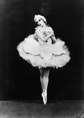 1905 by Mikhail Fokine iconic classical work choreographed for Anna Pavlova