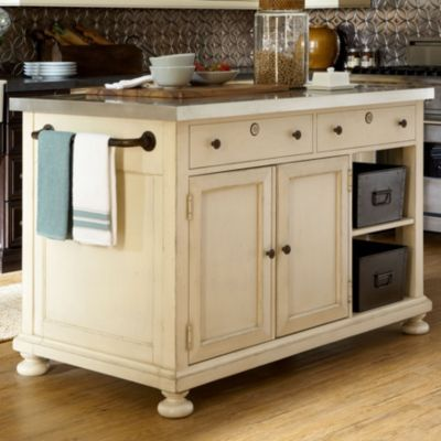 Universal Furniture Paula Deen Riverhouse Kitchen Island