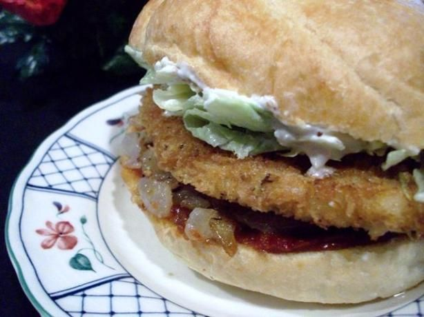 The Original Schnitzelwich | Recipe