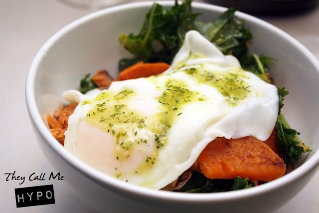 Smoked Salmon Hash with Dill Vinaigrette | Yummy | Pinterest