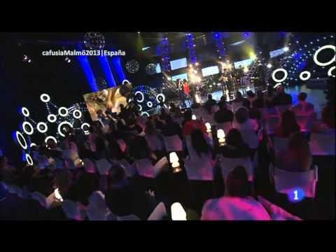 cancion sueño de morfeo eurovision