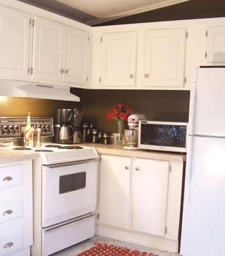 Refinishing Kitchen Cabinets For The DIY Favorite Places Spaces