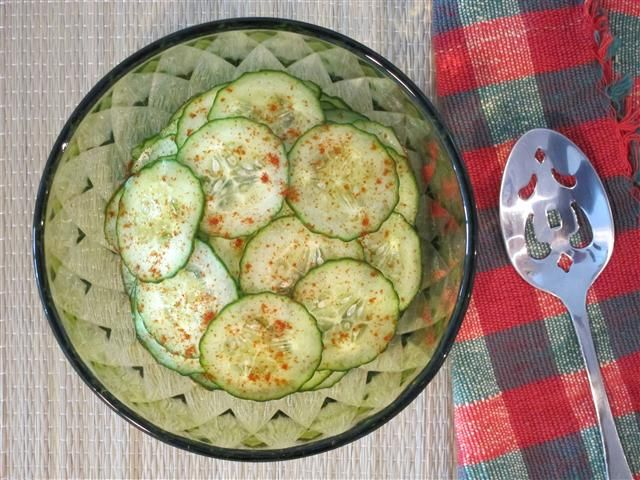 More like this: cucumber salad , salad and food processor .