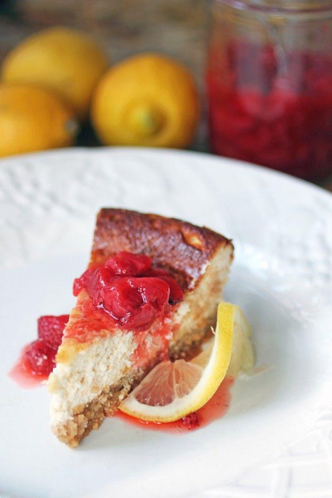 Lemon Cheesecake | Recipe