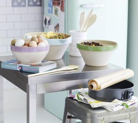 JME pretty mixing bowls