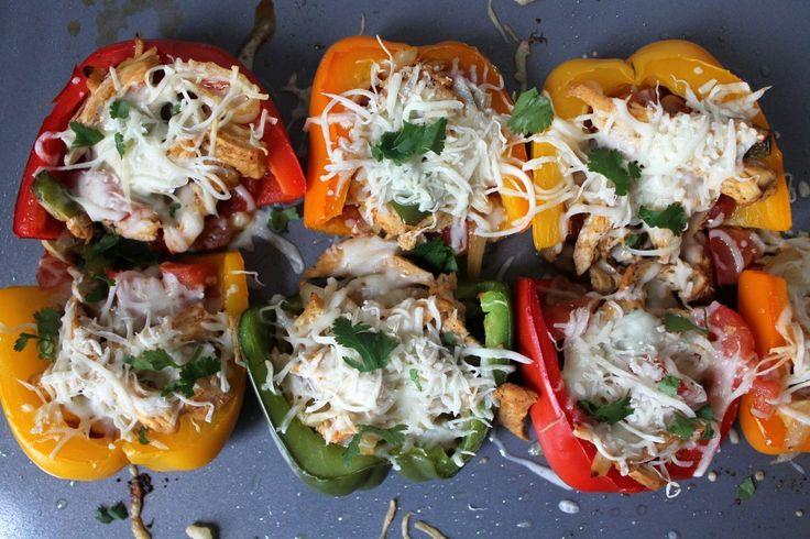 Bell Pepper Chicken Recipes — Dishmaps