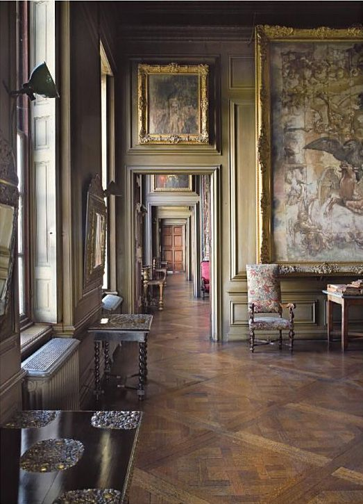 BOUGHTON HOUSE English Country House Interiors Jeremy Musson Paul