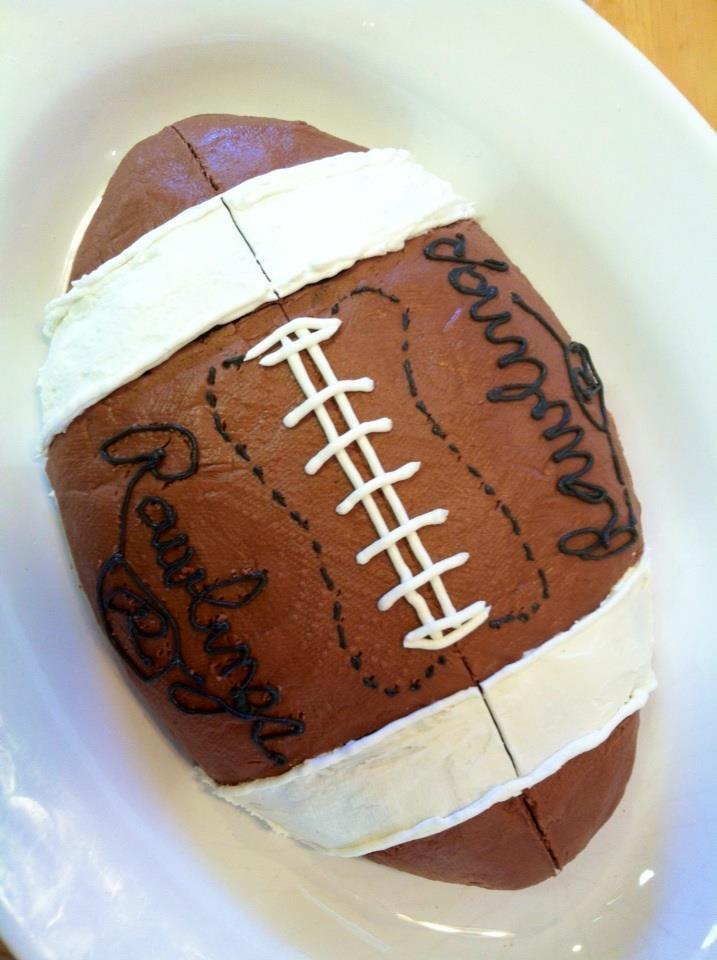 Bumpy Cake (Chocolate Cake With Vanilla Buttercream And Chocolate ...
