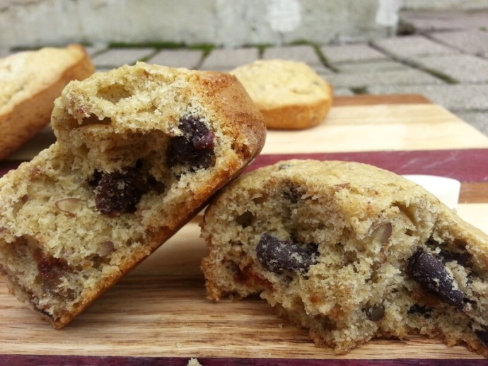 Gluten Free Dark Chocolate Cherry Scones | GF Breads, etc | Pinterest