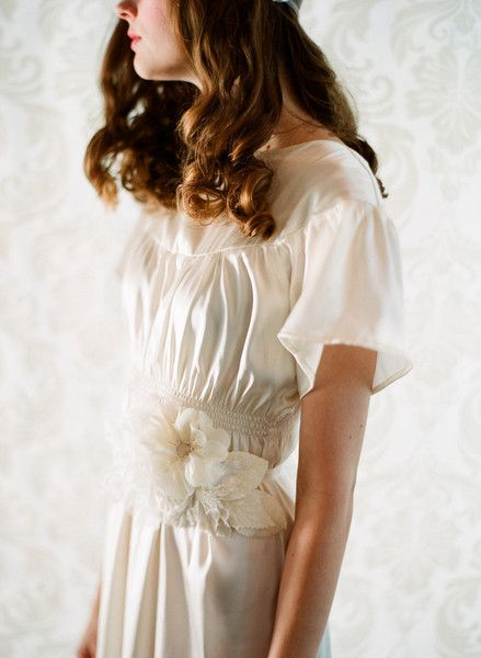Soft & Light Bridal Belt. $175
