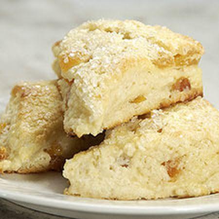 Apricot Cream Cheese Scones | scones…biscotti | Pinterest